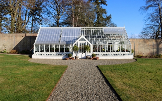 The Carriage Rooms Montalto Estate Ballynahinch Conservatory © Lavender's Blue Stuart Blakley