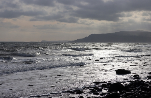 Ballygally Bay Causeway Coast Northern Ireland © Lavender's Blue Stuart Blakley