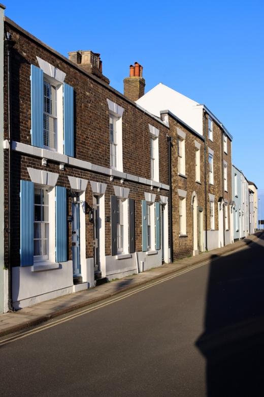 Laneway Deal Town Kent © Lavender's Blue Stuart Blakley