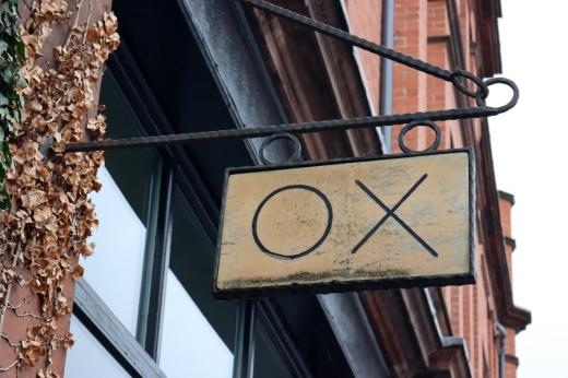 OX Restaurant Belfast © Lavender's Blue Stuart Blakley