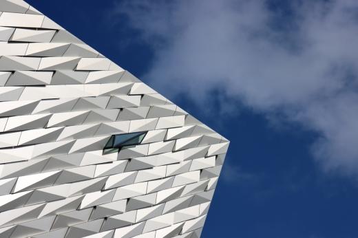Titanic Museum Northern Ireland © Lavender's Blue Stuart Blakley