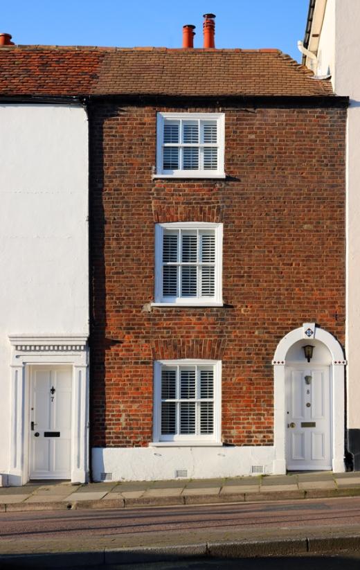 Townhouse Deal Town Kent © Lavender's Blue Stuart Blakley