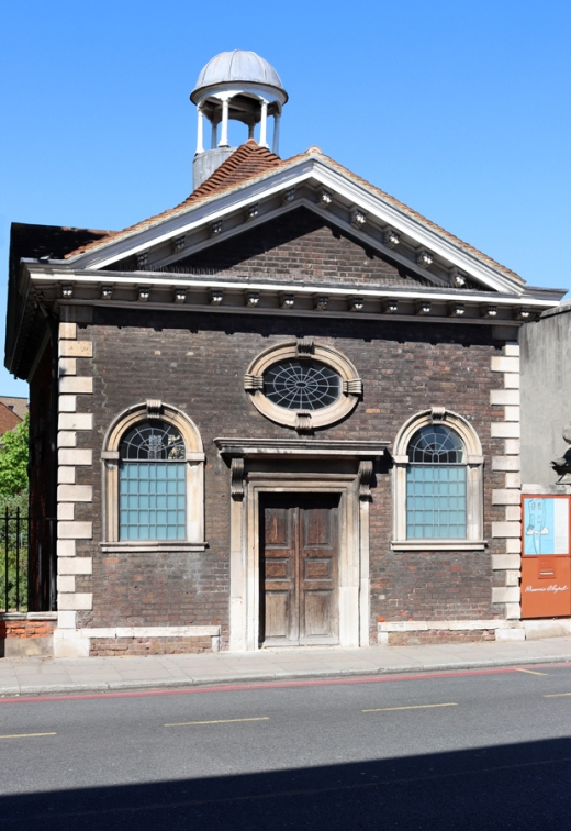 Boon's Chapel Lee London © Lavender's Blue Stuart Blakley