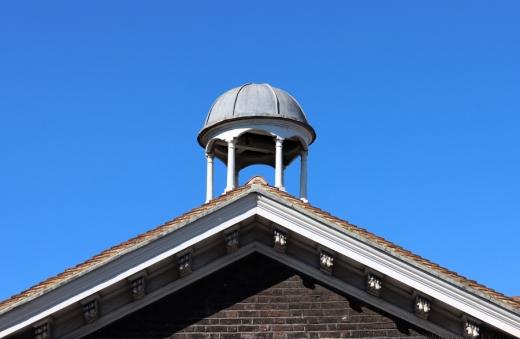 Boon's Chapel Lee London Cupola © Lavender's Blue Stuart Blakley