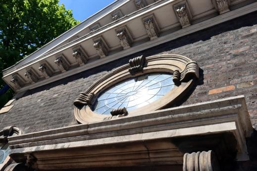 Boon's Chapel Lee London Entrance © Lavender's Blue Stuart Blakley