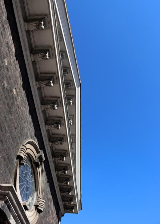 Boon's Chapel Lee London Facade © Lavender's Blue Stuart Blakley