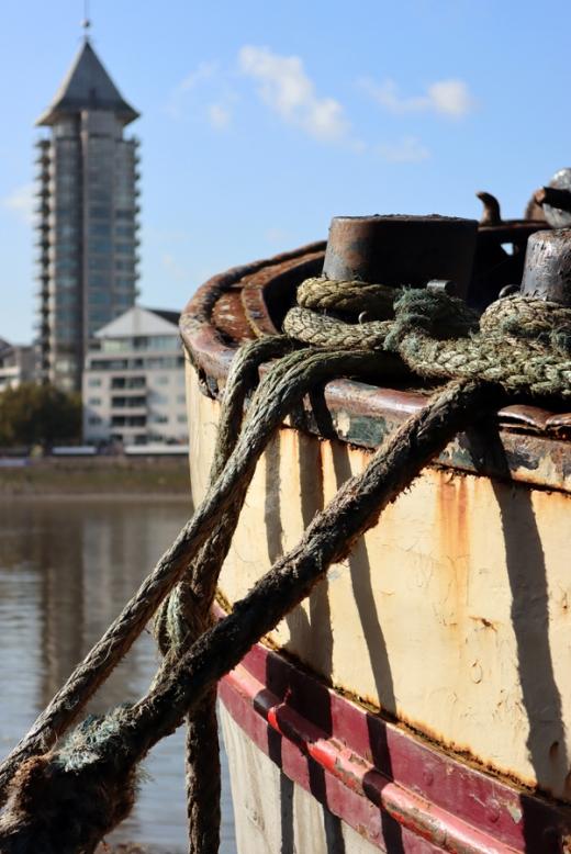 Chelsea Harbour Thameside © Lavender's Blue Stuart Blakley