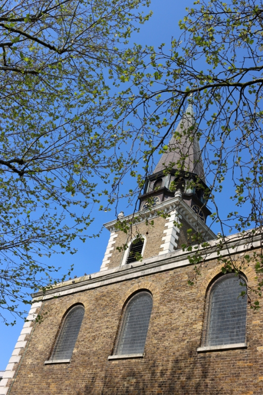 Church Montevetro Battersea London © Lavender's Blue Stuart Blakley