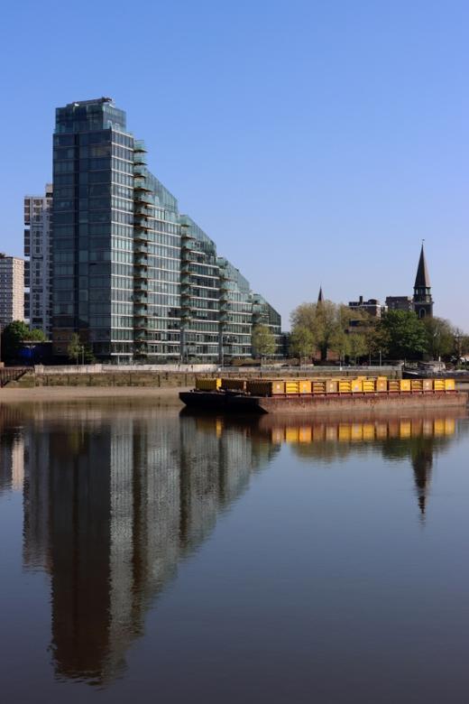 River View Montevetro Battersea London © Lavender's Blue Stuart Blakley