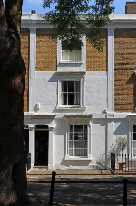 Georgian House Cleaver Square Kennington © Lavender's Blue Stuart Blakley