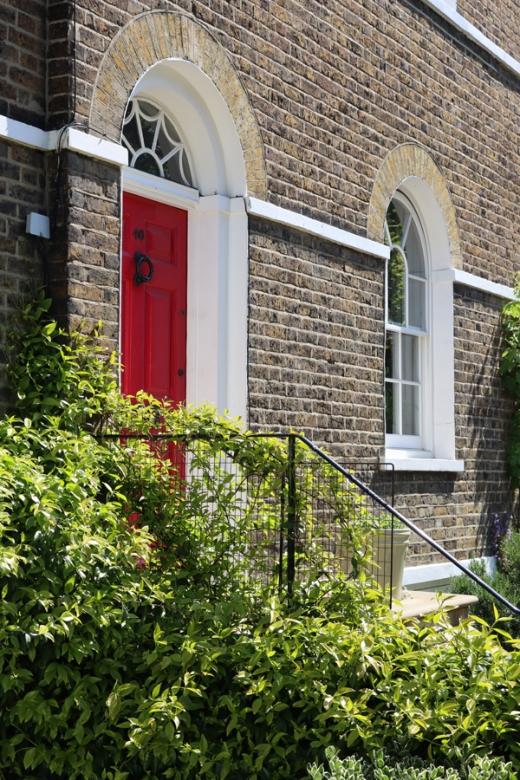 Georgian House Cleaver Square Kennington London © Lavender's Blue Stuart Blakley