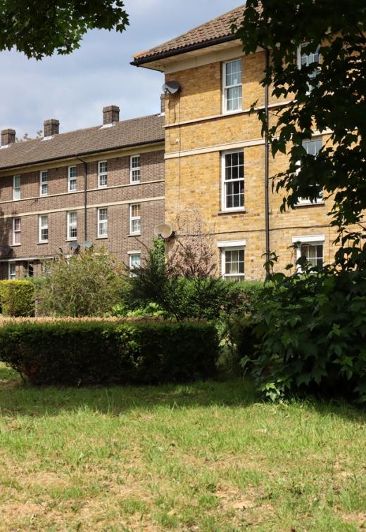 Apartment Blocks Rycullf Square Blackheath © Lavender's Blue Stuart Blakley
