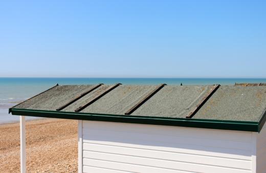 Beach Hut Bexhill-on-Sea East Sussex © Lavender's Blue Stuart Blakley