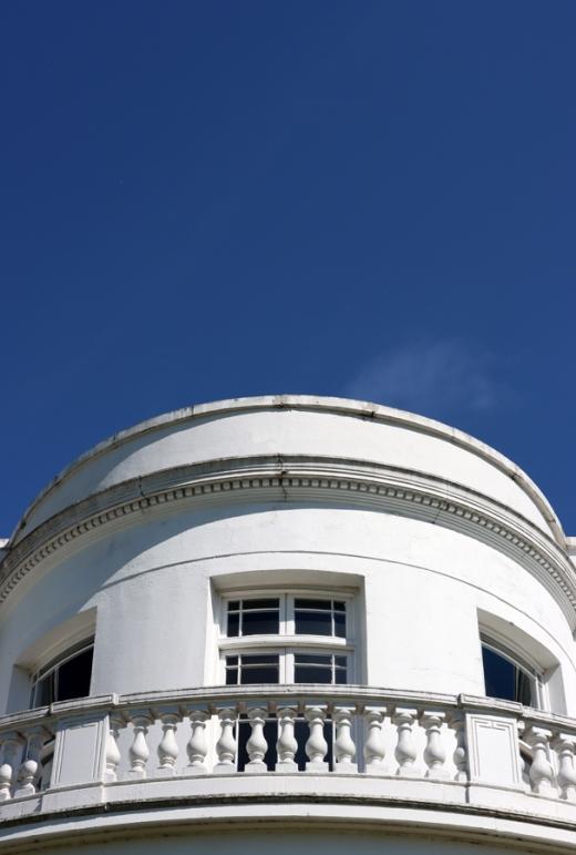 Belair House West Dulwich London Balustrade © Lavender's Blue Stuart Blakley
