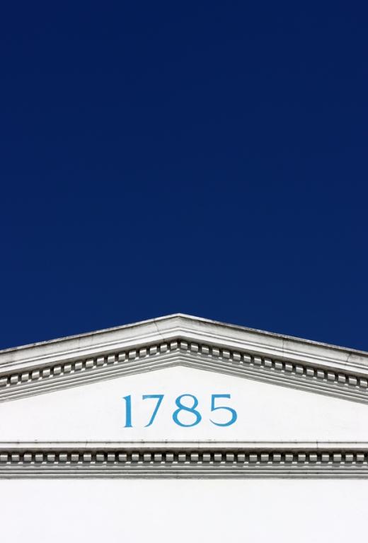 Belair House West Dulwich London Date © Lavender's Blue Stuart Blakley