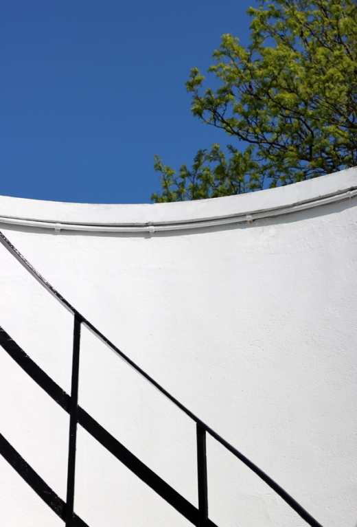 Belair House West Dulwich London Staircase © Lavender's Blue Stuart Blakley