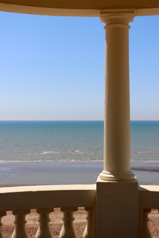 Bexhill-on-Sea View Sussex © Lavender's Blue Stuart Blakley