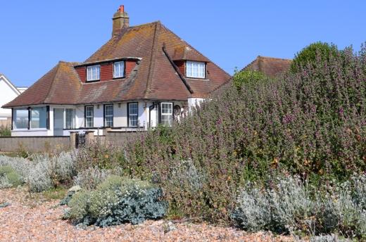 Chalet House Cooden Beach Sussex © Lavender's Blue Stuart Blakley