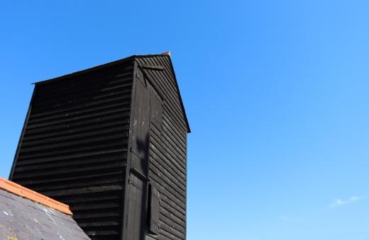 Fisherman's Hut Hastings East Sussex © Lavender's Blue Stuart Blakley
