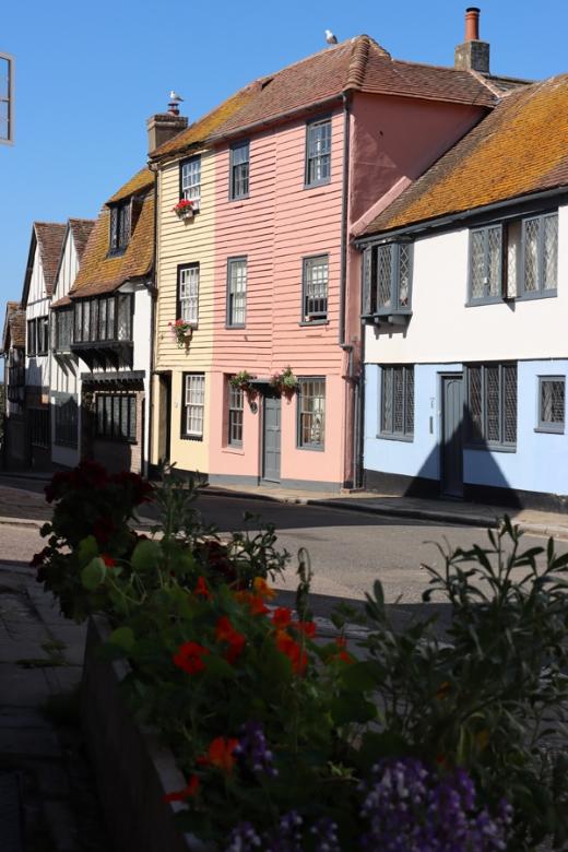 Old Town Hastings East Sussex © Lavender's Blue Stuart Blakley