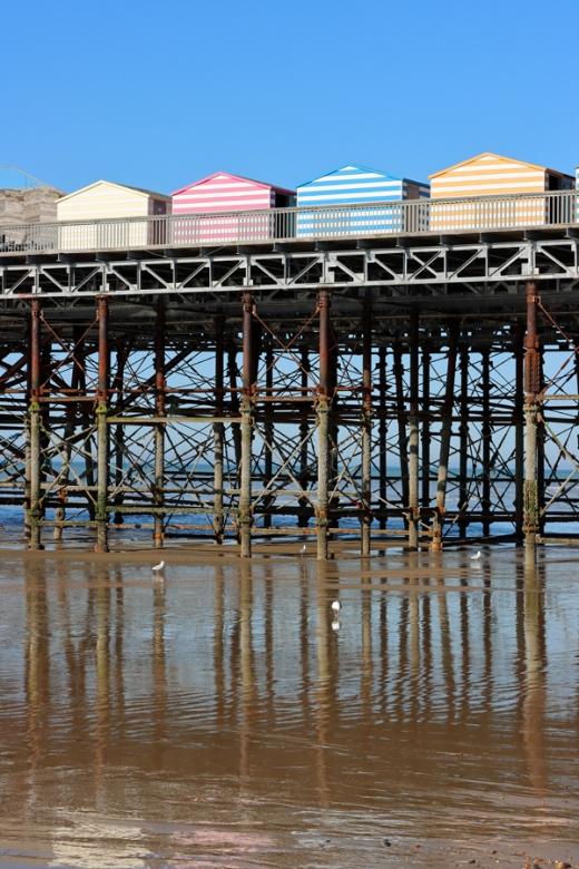 Pier Esplanade Hastings East Sussex © Lavender's Blue Stuart Blakley