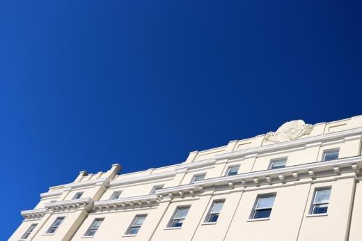 Regency Terrace Esplanade Hastings East Sussex © Lavender's Blue Stuart Blakley