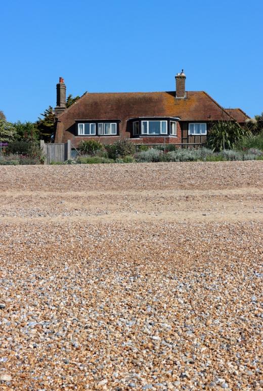 Shoreline Cooden Beach Sussex © Lavender's Blue Stuart Blakley