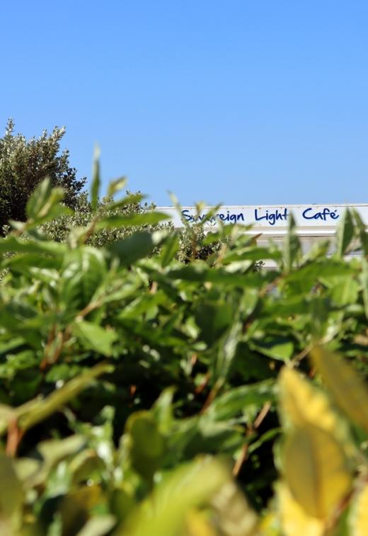 Sovereign Light Cafe Bexhill-on-Sea Sussex © Lavender's Blue Stuart Blakley
