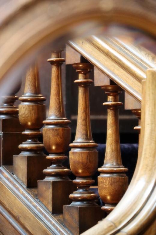 Chilston Park Hotel Kent Staircase © Lavender's Blue Stuart Blakley