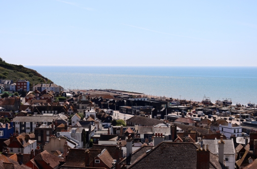 Hastings East Sussex © Lavender's Blue Stuart Blakley