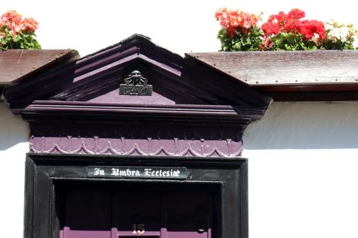 In Umbra Ecclesiae Hastings East Sussex © Lavender's Blue Stuart Blakley