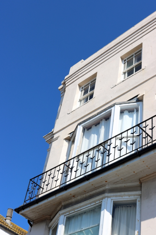 Regency Terrace Hastings East Sussex © Lavender's Blue Stuart Blakley