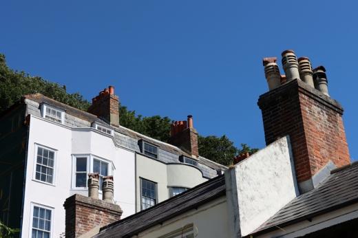 Roofline Foyle's Country Hastings East Sussex © Lavender's Blue Stuart Blakley