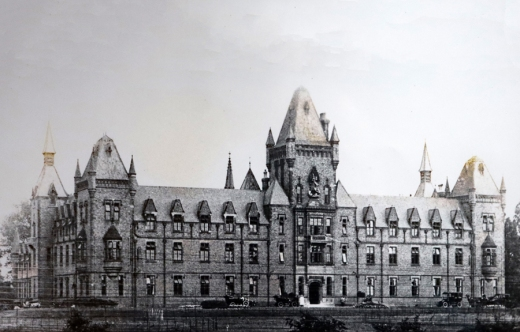 Royal Victoria Patriotic Building Wandsworth London 1914 © Lavender's Blue Stuart Blakley