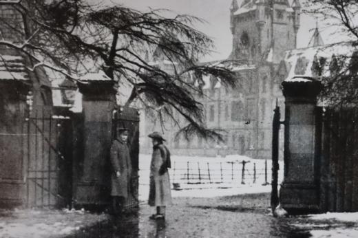 Royal Victoria Patriotic Building Wandsworth London 1918 © Lavender's Blue Stuart Blakley