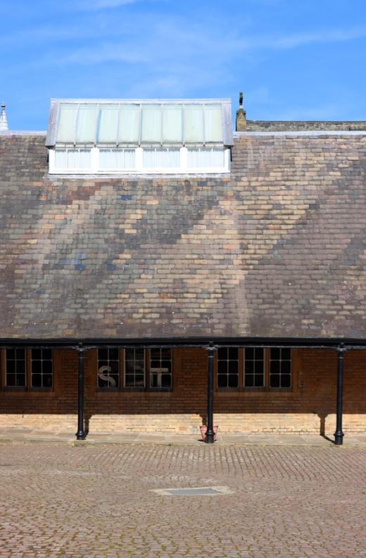 Royal Victoria Patriotic Building Wandsworth London Rear Courtyard © Lavender's Blue Stuart Blakley