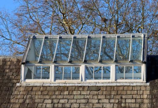 Royal Victoria Patriotic Building Wandsworth London Roof Lantern © Lavender's Blue Stuart Blakley