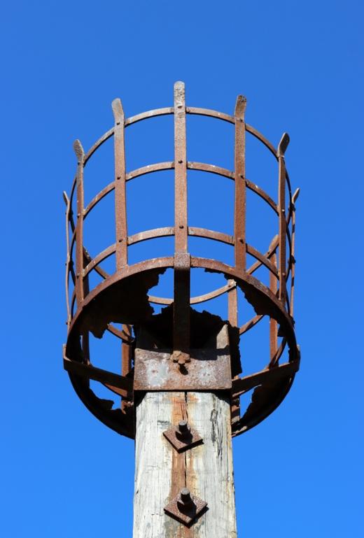 Beach Lantern Northumberland Hall Margate © Lavender's Blue Stuart Blakley